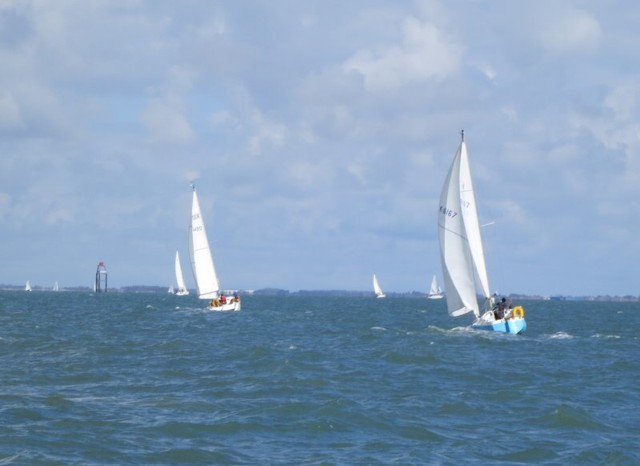Offshore race won by Demi Sec