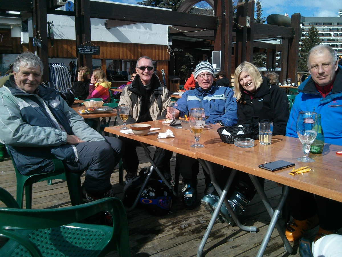 News from the Slopes