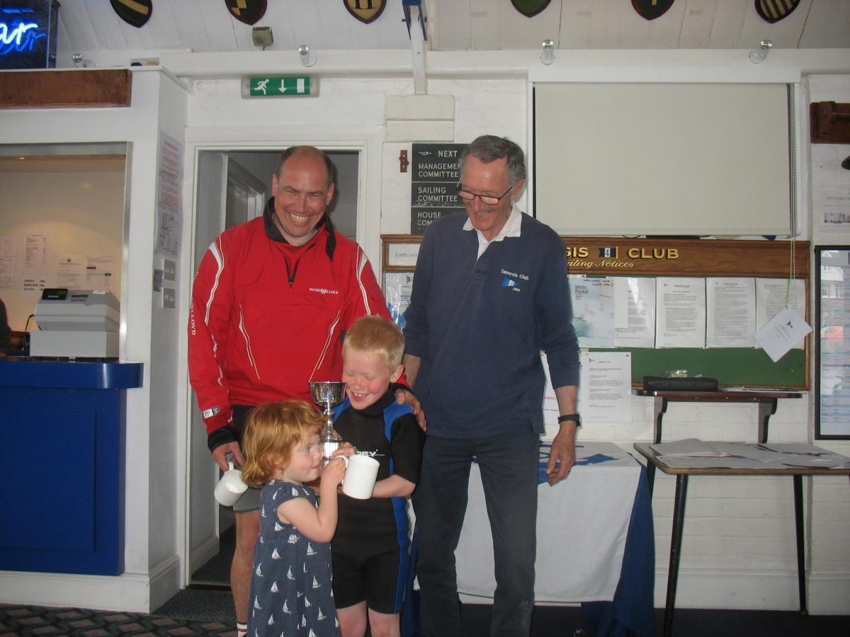 Alex Davey wins Elizabeth Cup for third time