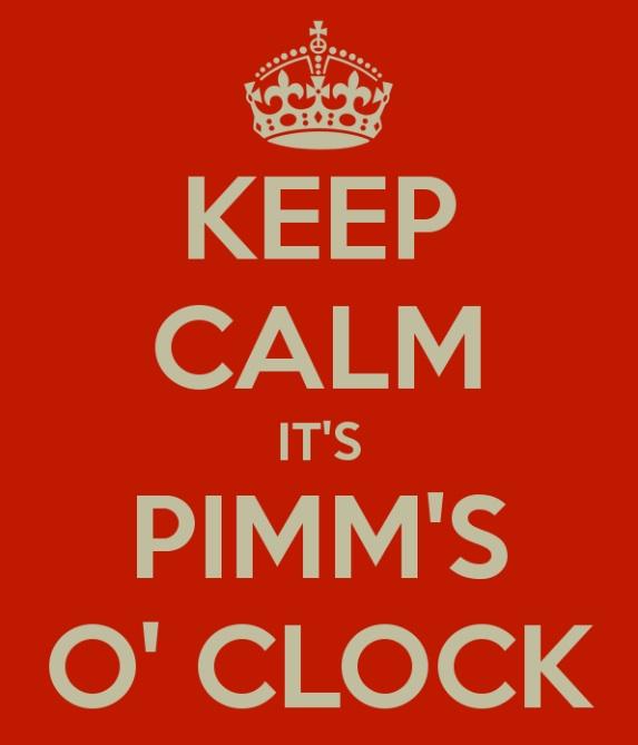 Commodore's Pimms