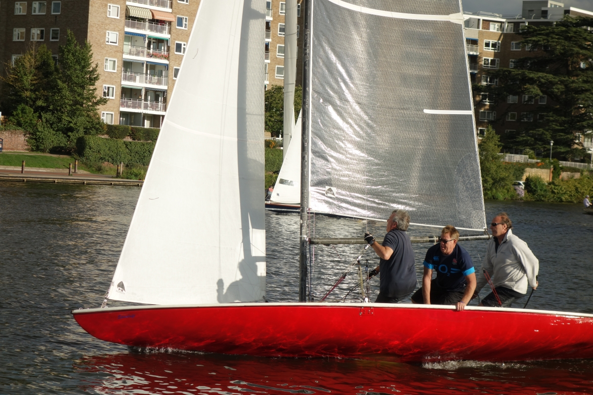 SPINDRIFT takes Yates Cup