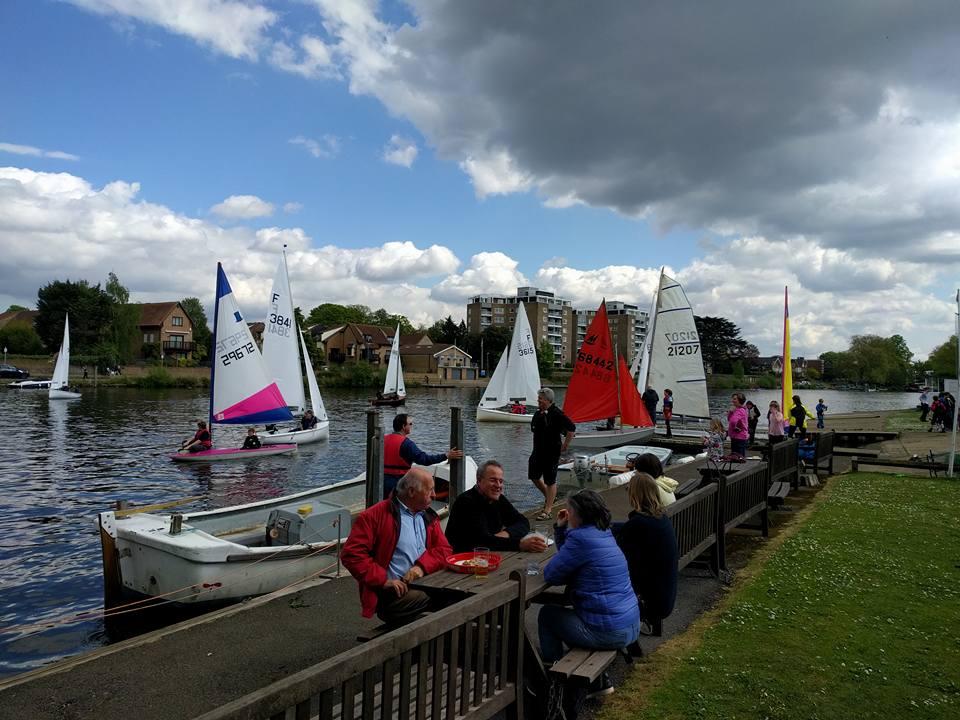 Sat 20 May Social Saturday Sailing