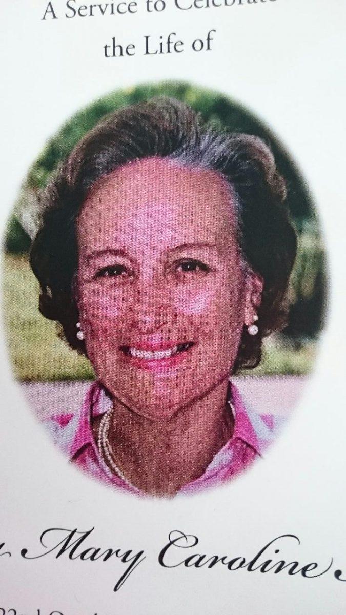Death of Angela Norris