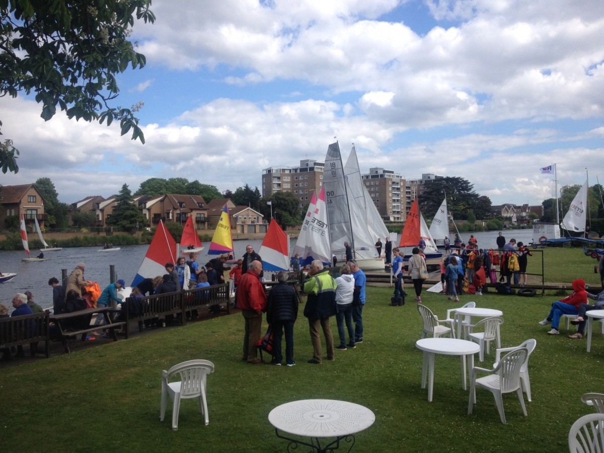 Push the Boat Out day a great success