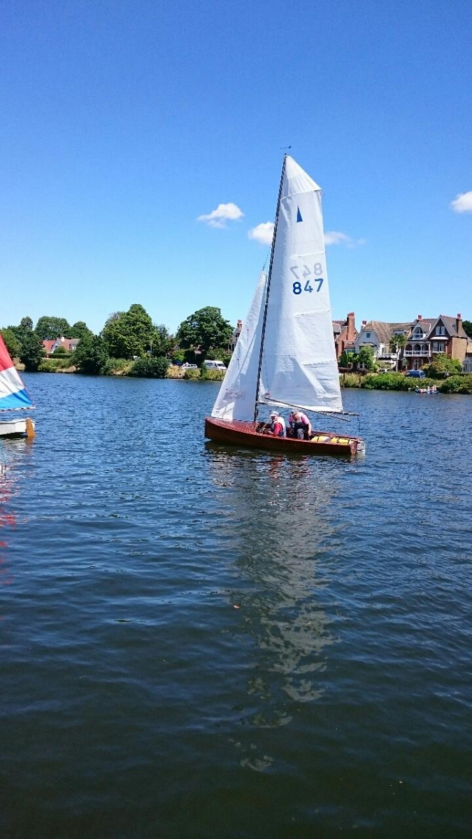 Masons win the Restless Trophy 2017