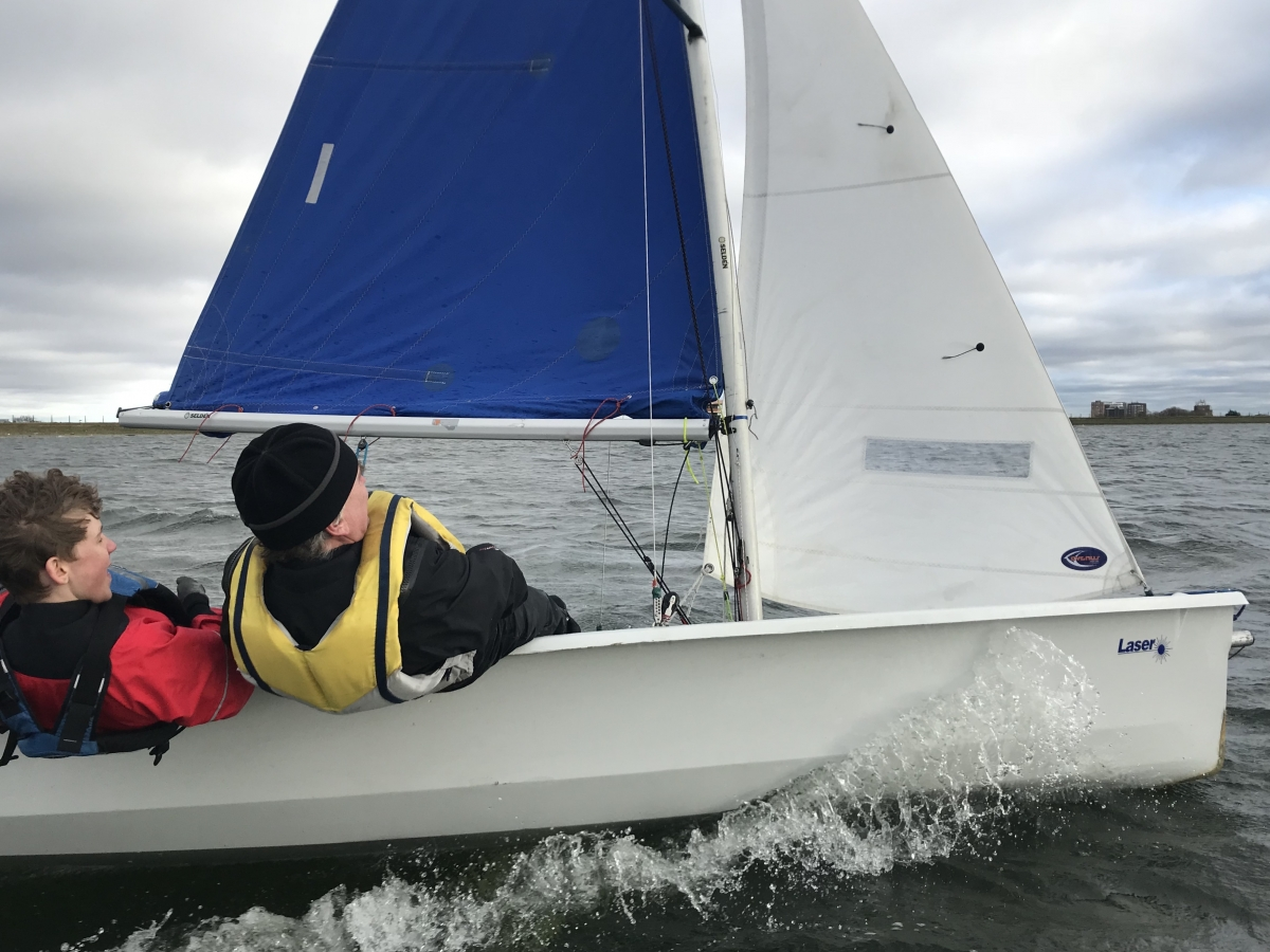Dinghy Instructor's Course Winter 2018
