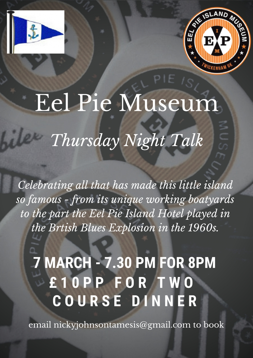History of Eel Pie Island