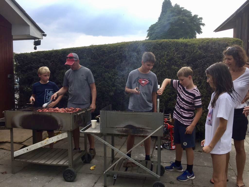Cadets' Annual End of Summer BBQ