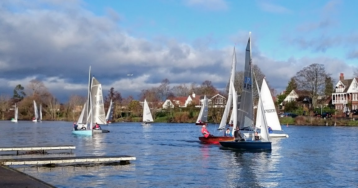 Early December Sailing