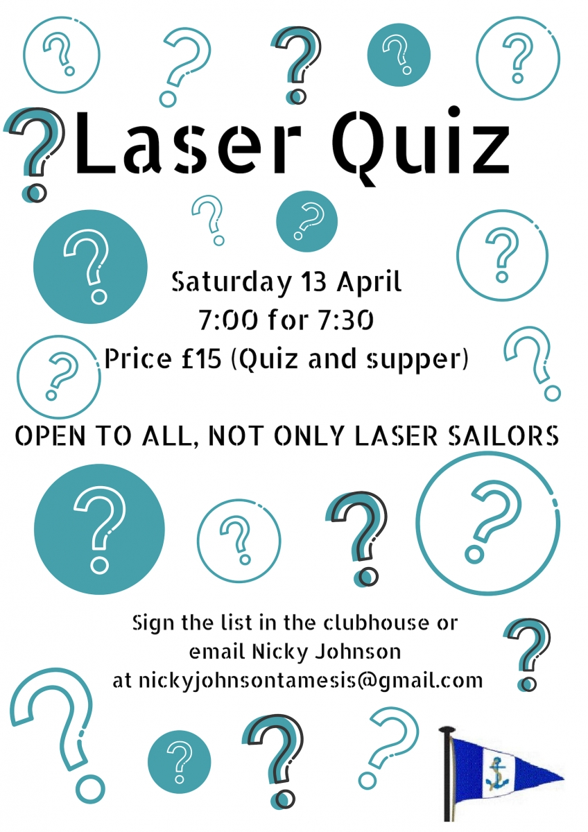 Laser Quiz confounds the punters