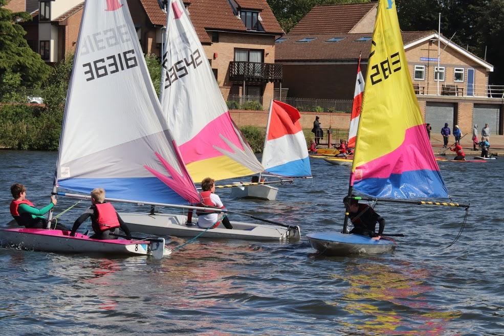 Windy Cadets Session 4.5.19