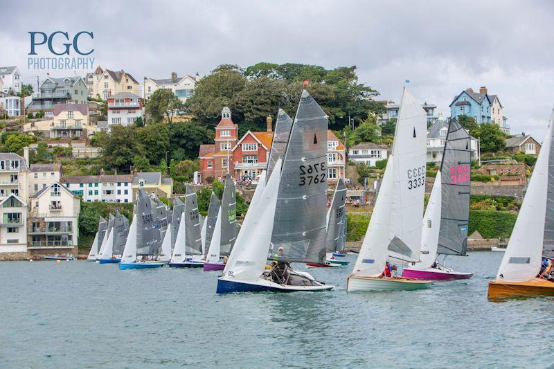 Salcombe Gin Merlin Rocket Week 2019