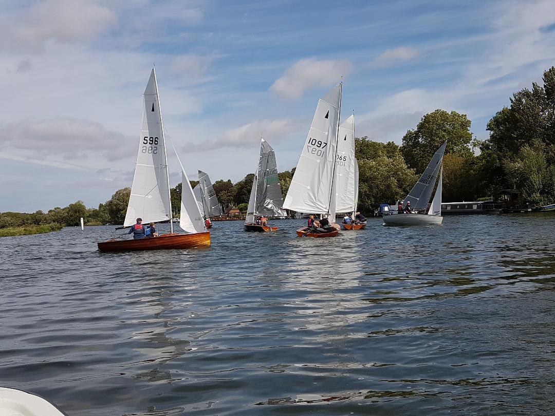 'Samanda' third at Goring on Thames SC DeMay event