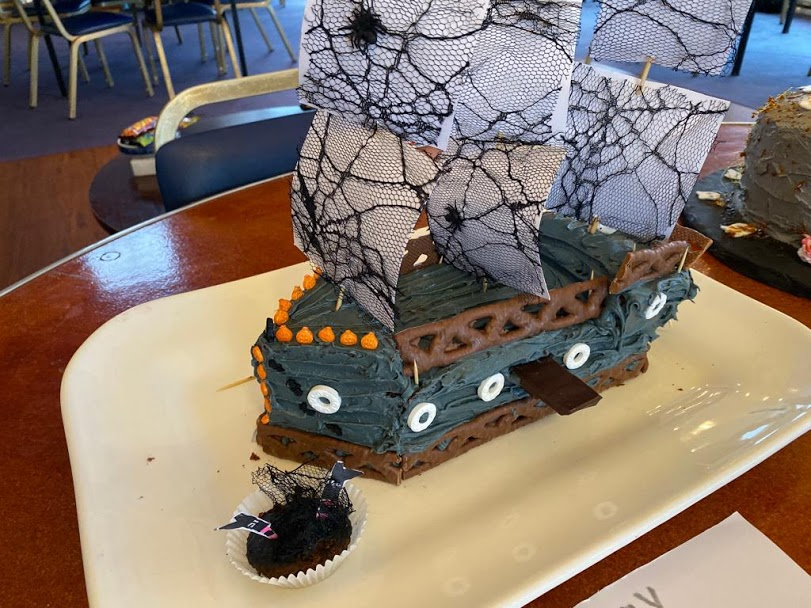 Spooky Cadet Bake Off